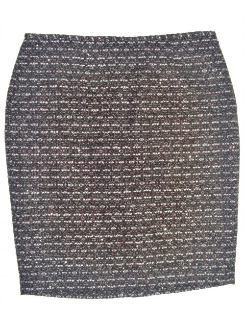 Calvin Klein Women Size 4 Multi Pencil Skirt