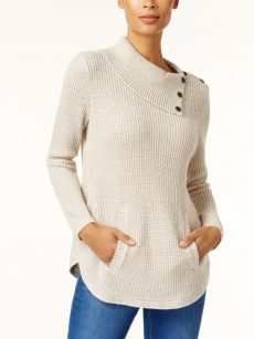 Style & Co. Petites Size PP Pullover Sweater