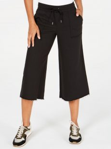 Ideology Women Size XS Black Wide Leg Pants