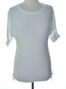 Style & Co. Petites Size PP Off White Sweatshirt Sweater