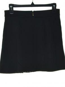 Marilyn Monroe Juniors Size Small S Black Flare Skirt