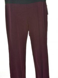 Alfani Women Size Small S Burgundy Casual Pants
