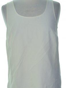 INC Women Size 2 Ivory Tank Top