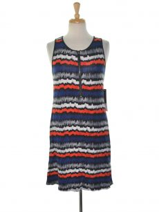 Kensie Women Size Small S Multi Tunic Dress