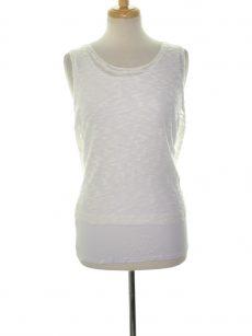 Kensie Women Size Medium M White Pullover Sweater