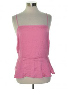 Free People Women Size Small S Pink Tank Top