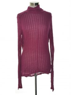 Lucky Brand Women Size Large L Purple Pullover Sweater