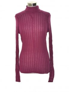Lucky Brand Women Size Medium M Purple Pullover Sweater