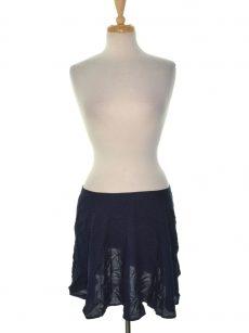 Denim Supply Ralph Lauren Women Size Small S Navy A-Line Skirt