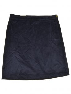 Tommy Hilfiger Women Size 2 Navy A-Line Skirt