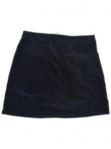 Maison Jules Women Size 8 Navy Mini Skirt