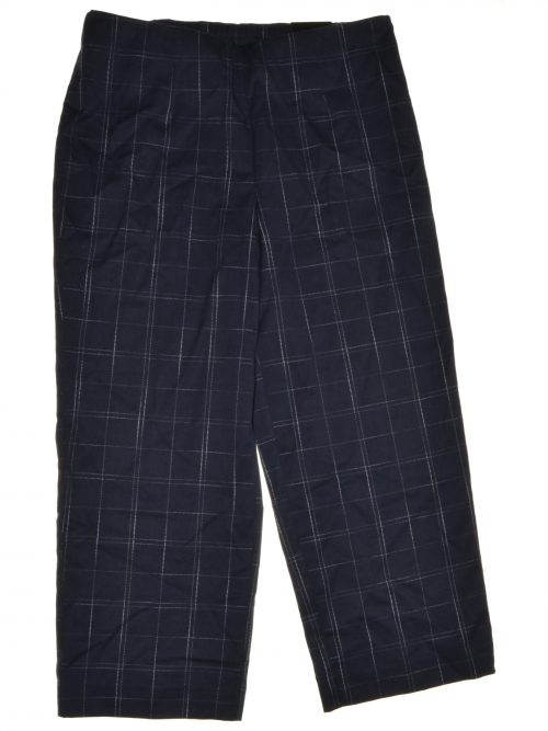 Alfani Women Size 2 Navy Culottes Pants