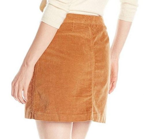 Buffalo Jeans Women Size 31 Brown Mini Skirt
