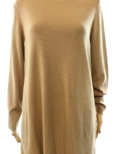 Alfani Women Size Large L Tan Pullover Sweater