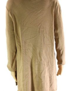 Alfani Women Size Medium M Tan Pullover Sweater