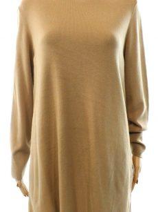 Alfani Women Size Large L Tan Pullover Sweater