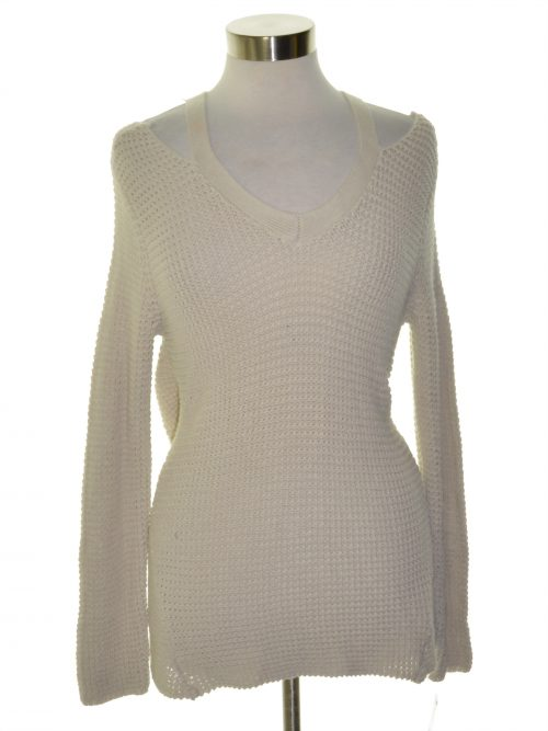 Style & Co. Petites Size PL Natural Pullover Sweater