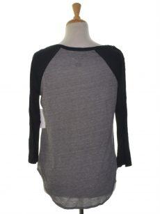 Rachel Roy Women Size XS Grey Pullover Top