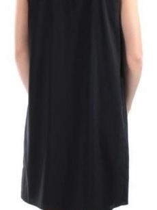 Bar III Women Size Small S Black Shift Dress