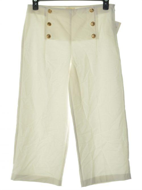 Maison Jules Women Size 4 Snow White Culottes Pants