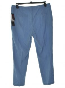 Kensie Women Size 2 Light Blue Cropped Pants