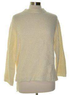 Rachel Roy Women Size Medium M Ivory Casual Sweater