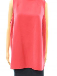 Alfani Women Size 10 Light Pink Tunic Top