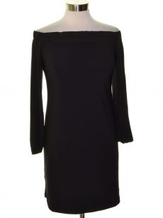INC Petites Size PS Black Shift Dress