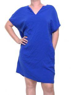 American Living Women Size 8 Navy Shift Dress