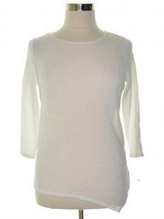Alfani Plus Size 0X Off White Sweatshirt Sweater