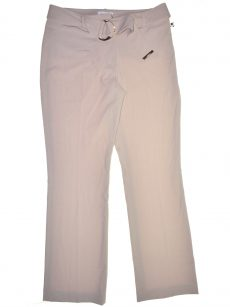Calvin Klein Women Size 8 Dark Beige Trousers Pants
