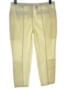 Style & Co. Women Size 16 Ivory Slim-Leg Pants