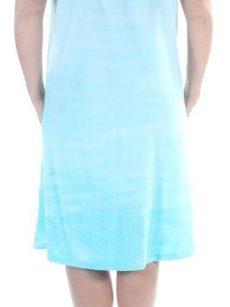 Style & Co. Women Size Small S Light Blue Shift Dress