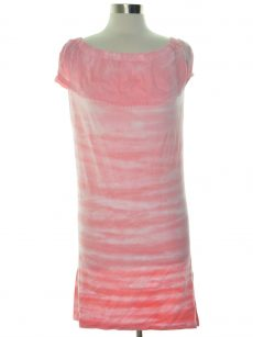 Style & Co. Women Size Small S Pink Shift Dress