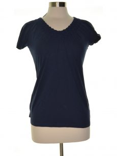 JM Collection Women Size XS Blue Pullover Top