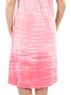 Style & Co. Women Size Medium M Pink Shift Dress