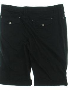 Style & Co. Women Size 4 Black Skimmer Shorts Pants
