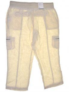 Style & Co. Women Size XS Dark Beige Capris Cropped Pants