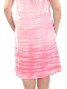 Style & Co. Women Size XL Pink Shift Dress