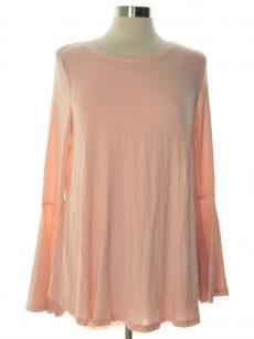 Olivia & Grace Women Size Medium M Pink Sweatshirt Sweater