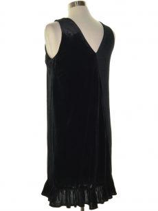 Movint Women Size XS Black Shift Dress