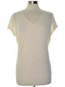 SELF E Juniors Size XL Beige Pullover Top