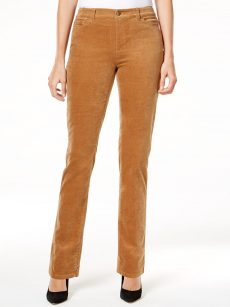 Charter Club Women Size 18S Tan Corduroy Pants