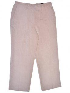 Alfred Dunner Women Size 12 Beige Corduroy Pants