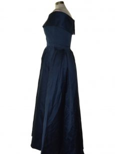 Xscape Women Size 6 Blue Evening Dress