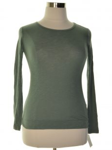 Maison Jules Women Size XS Green Pullover Top