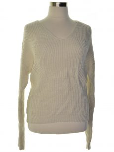 American Rag Women Size XL Wheat Pullover Sweater