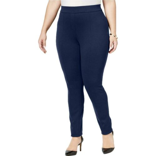 Style & Co. Plus Size 24W Navy Leggings Pants