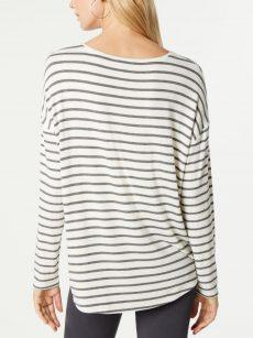INC Women Size Medium M Off White Sweatshirt Sweater