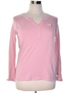 Style & Co. Women Size Small S Pink Sweatshirt Sweater